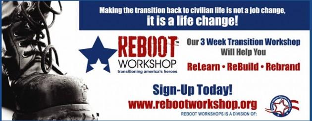 REBOOT Flyer