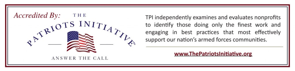 TPI Accreditation Decal -- Rectangle (White)